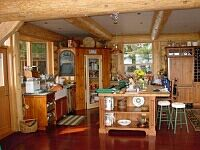 Bruce and Darlene´s kitchen